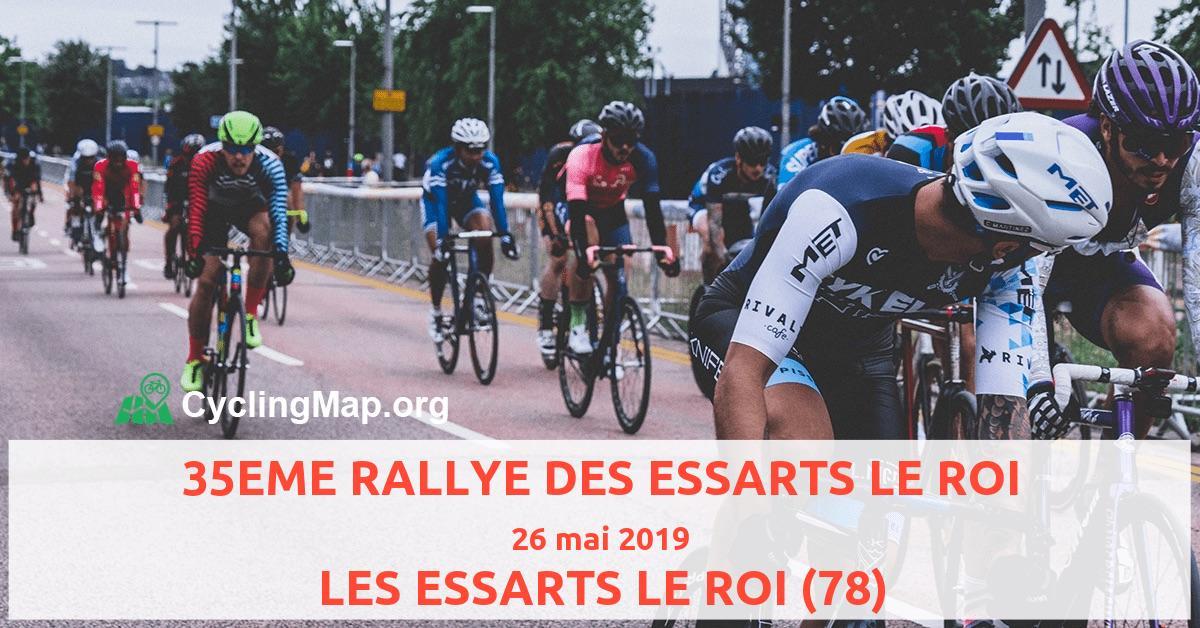 35EME RALLYE DES ESSARTS LE ROI