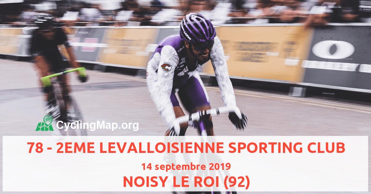 78 - 2EME LEVALLOISIENNE SPORTING CLUB