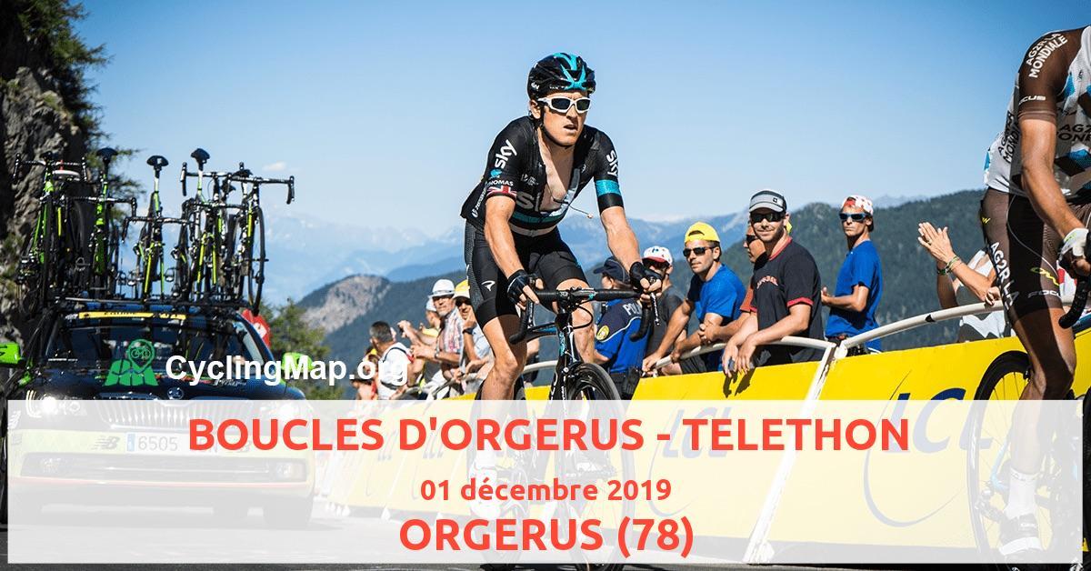 BOUCLES D'ORGERUS - TELETHON