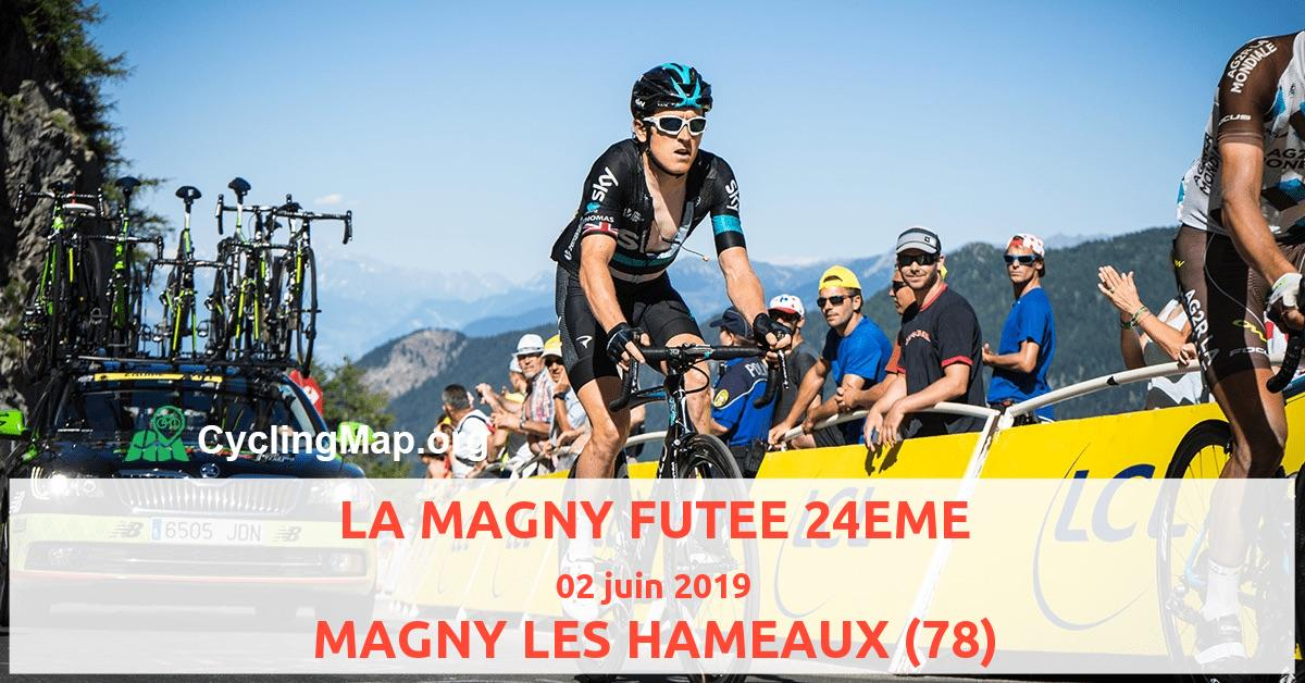 LA MAGNY FUTEE 24EME