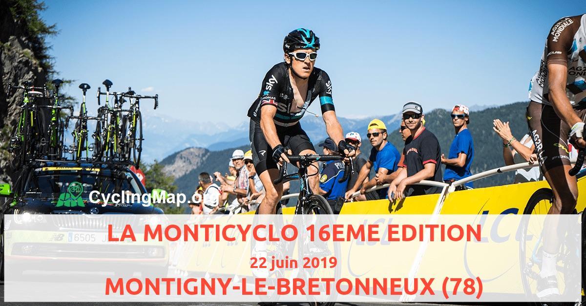 LA MONTICYCLO 16EME EDITION