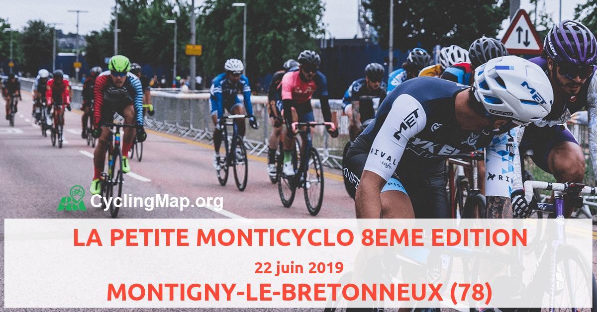 LA PETITE MONTICYCLO 8EME EDITION