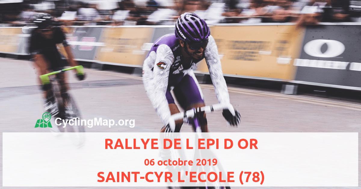 RALLYE DE L EPI D OR