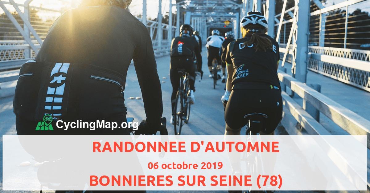 RANDONNEE D'AUTOMNE
