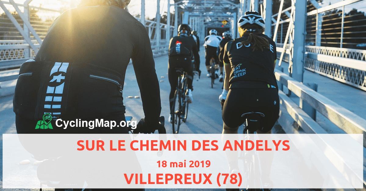 SUR LE CHEMIN DES ANDELYS